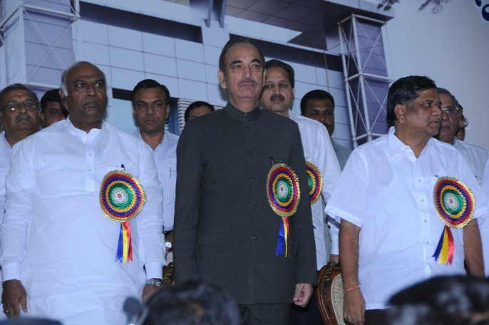 Inaugration of ESIC's First Medical College in Rajajinagar, Bangalore on 8th September, 2012.