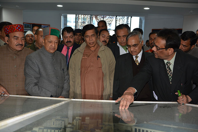 Inauguration of ESIC Medical College Building