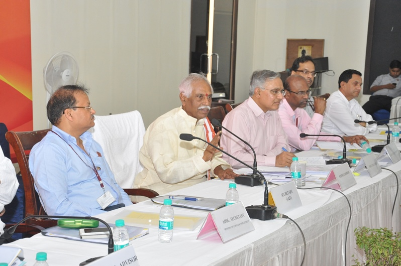 ESIC discusses amendments in the ESI Act-1948