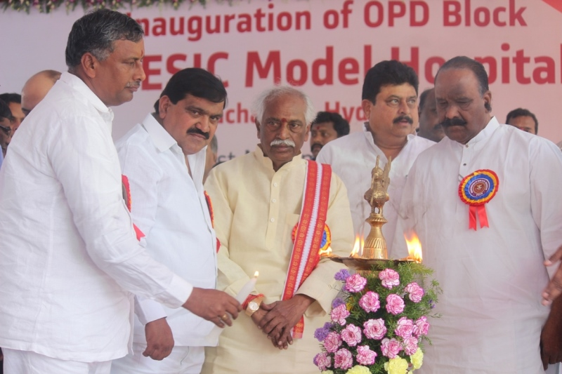 Inauguration of OPD Block